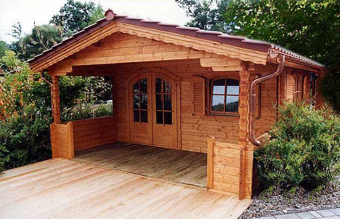 Domki Ogrodowe Projekty Domki Ogrodowe i Działkowe